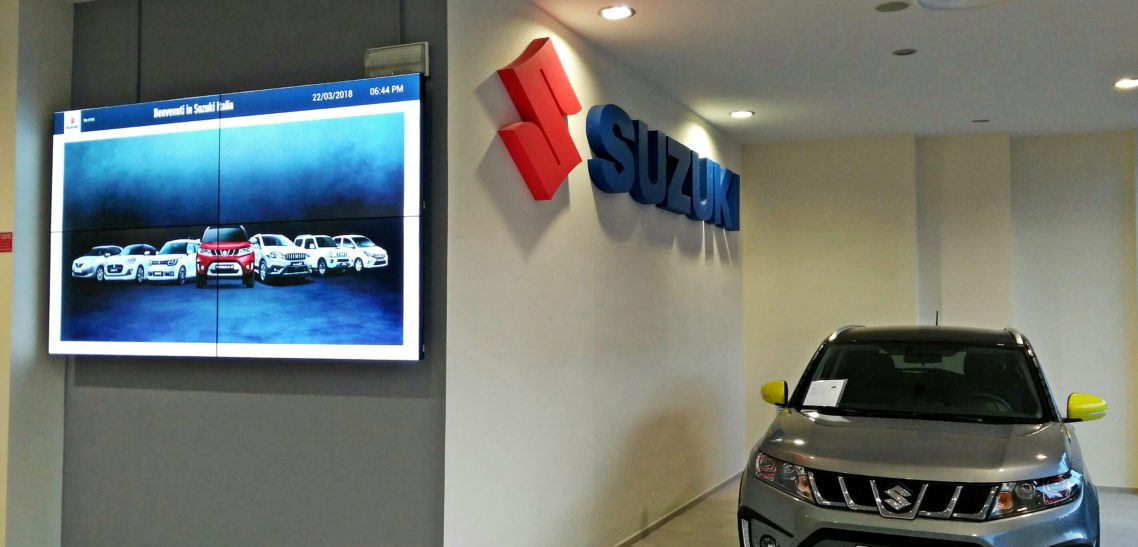 Suzuki Italia partner di Icarus Group